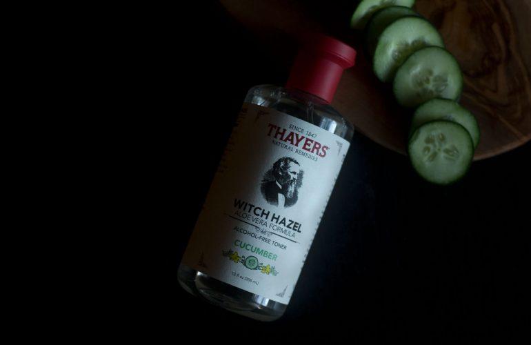 Thayers Cucumber Witch Hazel